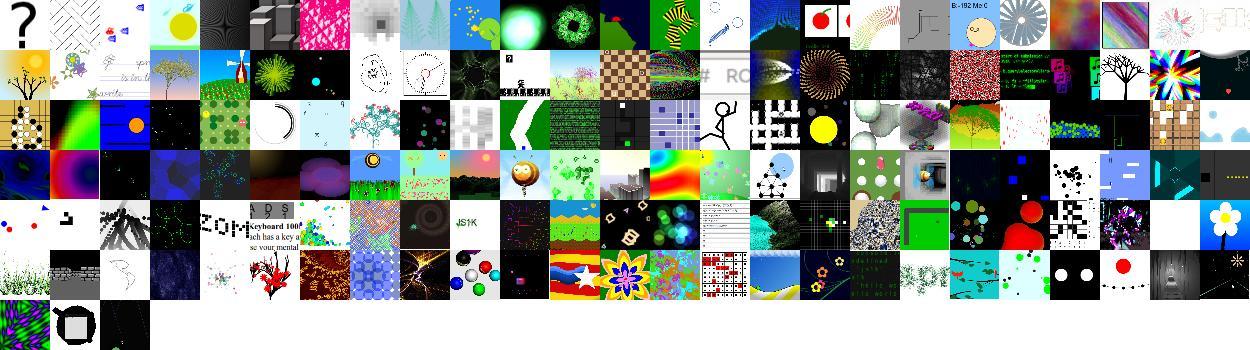 JS1k 2013 - A sunny JavaScript golfing competition